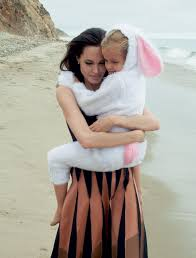 angelina jolie on by the sea family and philanthropy vogue