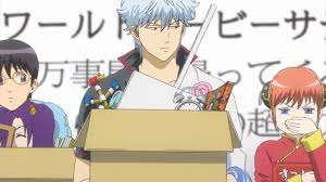 gintama gintama 317 the battle on rakuyo arc begins anime evo