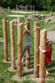 Small Backyard Playground Ideas Playground Build U0026 Design Natural Child Play Earth Wrights Ltd