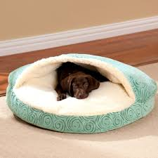 bedroom marvelous dog beds luxury orthopedic cozy cave large
