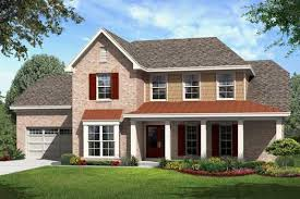 traditional 2 story house plans country style house plans plan 86 115