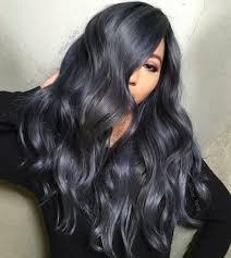 Color Dye For Dark Hair Dark Grey Hair Color Idea 2017 Me Pinterest Dark Grey Hair