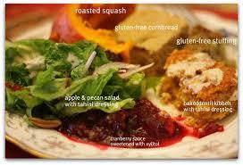 my gluten free vegan thanksgiving plate