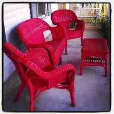 38 best red wicker images on pinterest wicker rattan and
