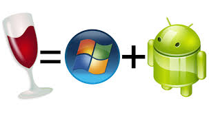 wine for android wine says you re almost ready to run windows applications on