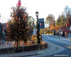 five things you ll about helen ga during the holidays