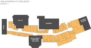 Somerset Mall Map The Shoppes At Carlsbad