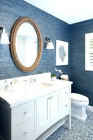 wallpaper for bathrooms ideas grasscloth wallpaper in bathroom 31women me
