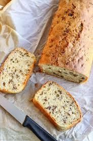 walnut cottage cheese bread a unique quick bread recipe