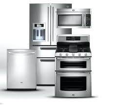 kitchen appliances packages deals stainless steel appliance packages 8libre com