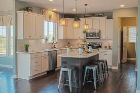 Fischer Homes Design Center Kentucky Storage Will Never Be An Issue In This Large Kitchen With Dark