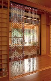 Bamboo Door Curtains Fashion Wood Bead Door Curtain Bamboo Door Curtain Feng Shui