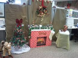 Xmas Office Decorations 51 Best Christmas Decorations Office Images On Pinterest