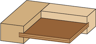 How To Make Cabinet Doors From Plywood Mission Style Cabinet Doors