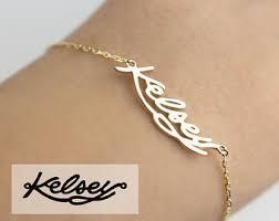 gold script name necklace custom script name necklace 14k gold gold white gold
