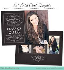 themes classic graduation cards templates with photo gray speach