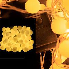 Outdoor Lantern String Lights by Plastic Outdoor Lanterns U0026 Strings Ebay