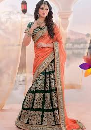 Different Ways Of Draping Dupatta On Lehenga The Tale Of A Dupatta U2026 Drape It Differently To Look Different