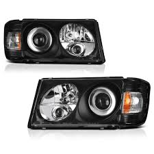 mercedes headlights infinity black projector headlights vipmotoz
