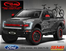 Ford Raptor Truck Cover - artstation truck covers usa ford f 150 sema adventure truck