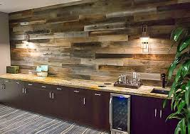 peel stick collection reclaimed wood paneling weekend walls