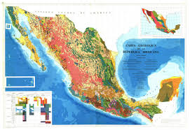 Map Of Mexico by Atlas Map Of Mexico New Zone