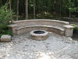 outdoor fire pit landscaping ideas tags amazing backyard patio