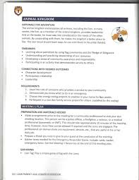 Citizenship In The Nation Merit Badge Worksheet Lion Cub Scout Program