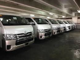 nissan urvan 15 seater get a quick price in seconds rent a lakwatcha van now