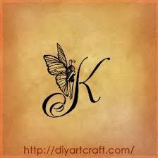 the letter k fonts