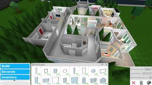 one story building a one story forest house roblox bloxburg youtube