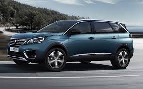 2 seater peugeot cars new peugeot 5008 7 seater suv youtube