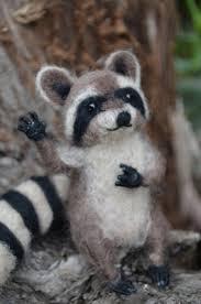 25 best raccoons images on pinterest raccoons felt art and