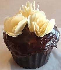 giant chocolate cupcake tales from the kitchen shed
