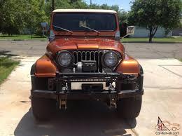 jeep golden eagle for sale jeep cj 7 golden eagle excellent condition pro restoration