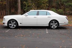 bentley mulsanne speed white 2016 bentley mulsanne speed stock 6nc002185 for sale near vienna