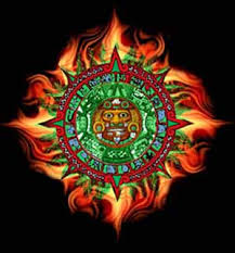 in aztec mythology tonatiuh was the sun god considered