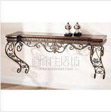 wall mounted console table cheap iron console tables dresser dressing tables wall mounted