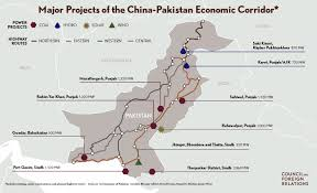 the stakes in the china pakistan economic corridor council on