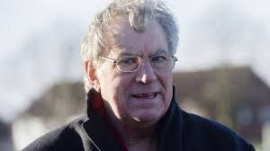 form of dementia suffered by monty python star terry jones is