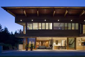 roof overhang ideas exterior contemporary with outdoor lighting