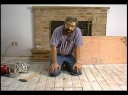 hardwood flooring subfloor preparation laying hardwood floors