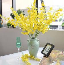 Cheap Flowers For Wedding Wedding Bouquet Bride Bouquet Dancing Lady Orchid Artificial