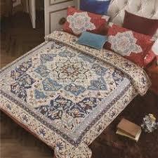 Chinese Silk Duvet Luxury Wedding Bedding Set Double Cotton 6pcs 4pcs Bedsheet Red