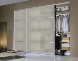 modern sliding closet doors home interior design