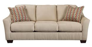 ashley furniture queen sleeper sofa buy ashley furniture 9580339 hannin stone queen sofa sleeper