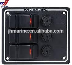 rocker switch wiring diagram and rocker switch marine boat switch