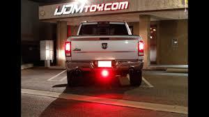 ijdmtoy led brake light trailer hitch cover youtube