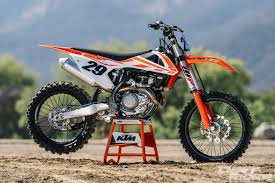 ktm motocross gear 2017 ktm 450 sx f review first impression dirt rider