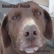 dog photo album shufflin noah fudgie the dog a concept album page